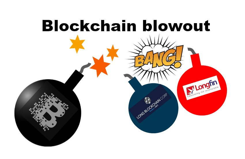 blockchain blowout