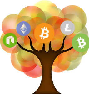 cryptocurrency tree