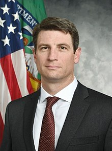 Brent McIntosh, General Counsel, US treasury