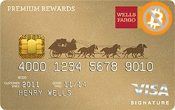 Wells Fargo Visa card