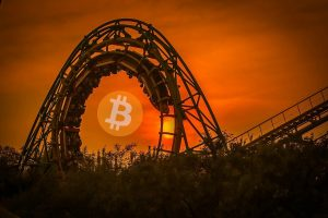 cryptocurrency roller coaster