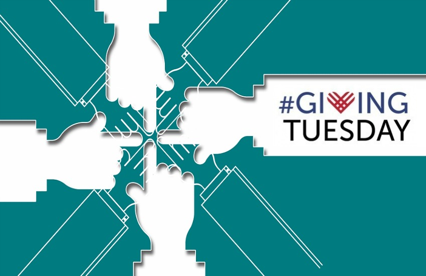 we support Giving Tuesday