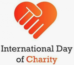 Sept 5 is International Day of Charity