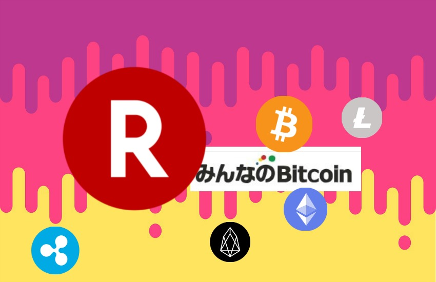Rakuten acquires Everybody's Bitcoin