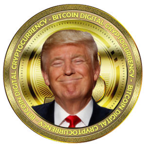 Trump Wall coin