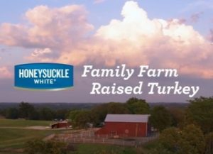 Cargill turkey farm TV ads