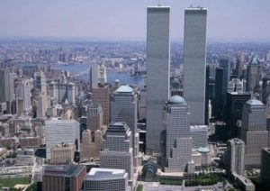 WTC towers NYC
