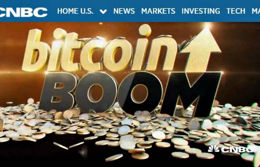 bitcoin boom is solid