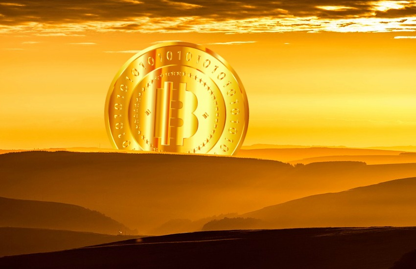 bitcoin sunrise