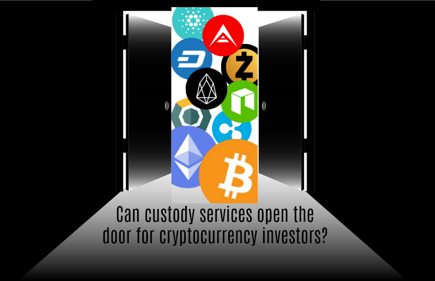 cryptocurrency custody services