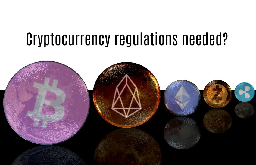 cryptocurrency regulations